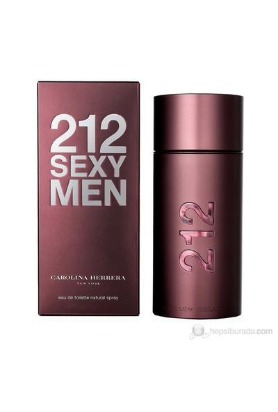 Carolina Herrera 212 Sexy Edt 50 Ml Erkek Parfüm