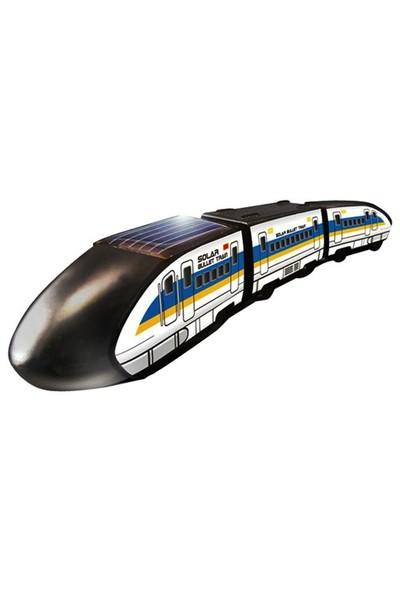 Solar Güneş Enerjisi ile Çalışan Tren