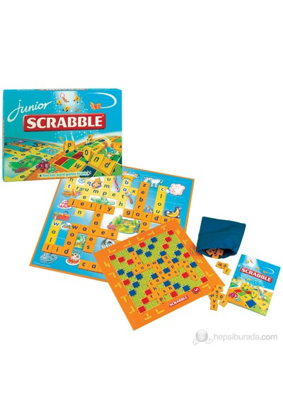 Scrabble Junior (orjinal Türkçe)