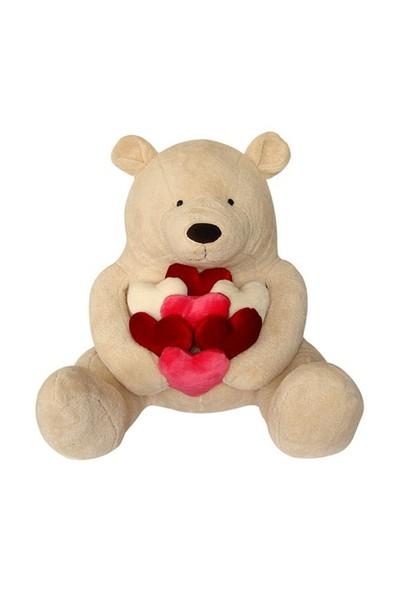 Neco Plush Kalpli Arne Bear 33 Cm Peluş Oyuncak