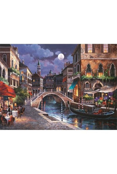 Anatolian Venedik Sokakları Iı / Streets Of Venize 2 1000 Parça