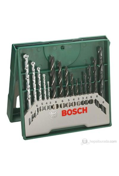 Bosch 15 Parçalı Mini X-Line Set