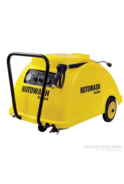 Rotowash 200 Bar Sıcak Soğuk Tetiksiz Yikama 22236