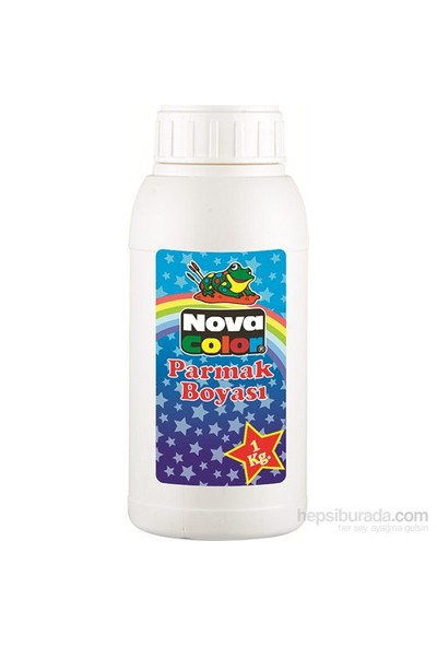Nova Color Nc-319 Parmak Boyası 1 Kg Siyah