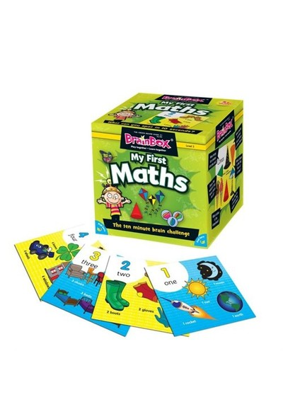 Brainbox Matematikle İlk Tanışmam Hafıza Oyunu