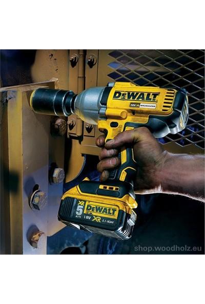 Dewalt DCF899P2-QW Şarjlı Somun Sıkma Makinesi 18V 5.0Ah