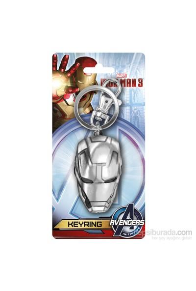 Iron Man Head Anahtarlık