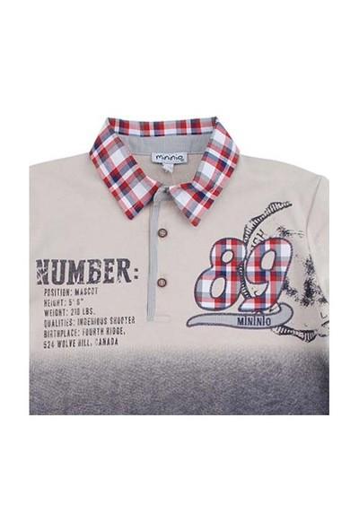 Zeyland Erkek Çocuk Bej S-Shirt K-52M3ecg61