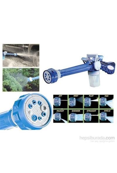 Ez Jet Water 8 Fonksiyonlu Sulama ve Yıkama Tabancası