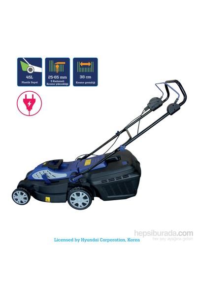 Hyundai C4205 Elektrikli Çim Biçme Makinesi 1800W