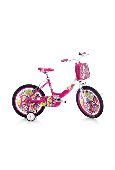 """Bianchi Barbie 20"""" Pembe Kız Çocuk Bisikleti 2017"""