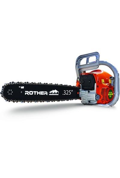 Rother Rtr245 Benzinli Ağaç Motoru 2.3 Hp 45 cm Pala