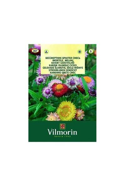 Vilmorin Kağıt Çiçeği Çiçek Tohumu