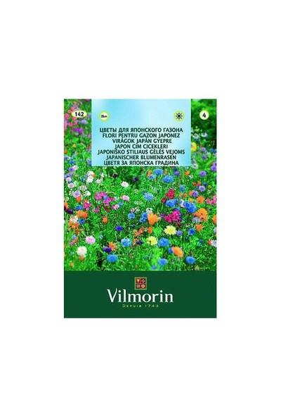 Vilmorin Japon Çim Çiçekleri Çiçek Tohumu