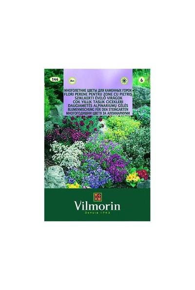 Vilmorin Uzun Ömürlü Çiçekler Çiçek Tohumu
