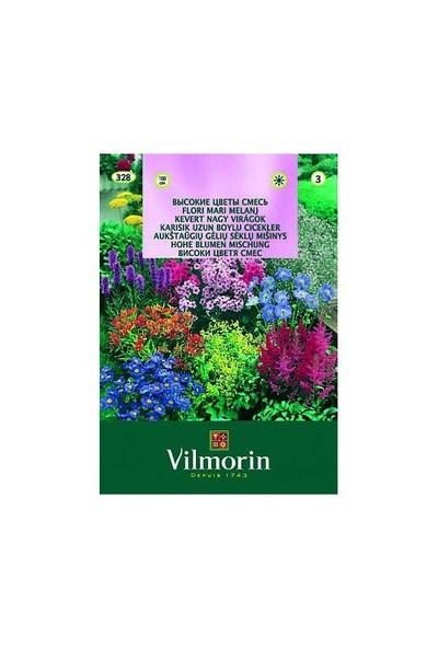 Vilmorin Uzun Boylu Çiçekler Çiçek Tohumu