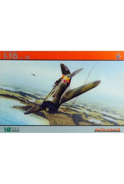 Eduard I-16 Type 10 (1/48 Ölçek)