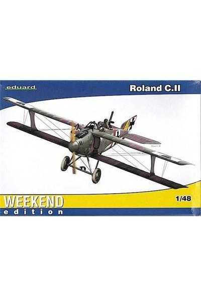 Eduard Roland C.Iı (1/48 Ölçek)