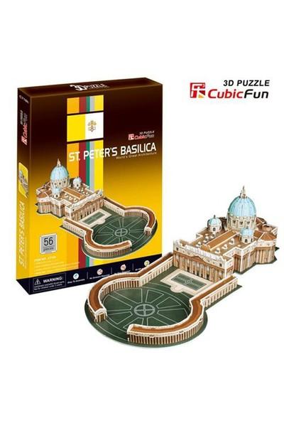 Cubic Fun St. Peter's Basilica (3D Puzzle)