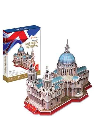 Cubic Fun Saint Paul's Cathedral (3D Puzzle)