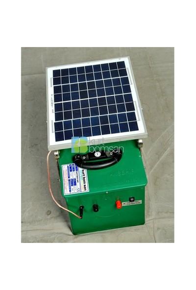 Kurtbomsan Elektrikli Çit Sitemleri Güneş Enerjili