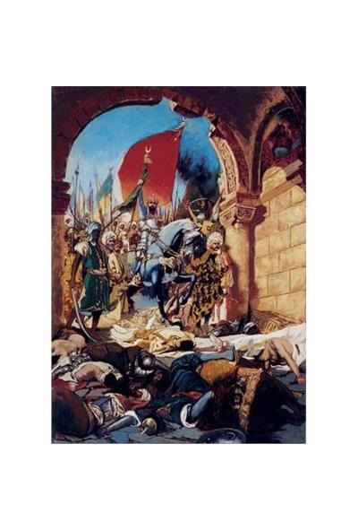 Art Puzzle İstanbulun Fethi - 1453 (1500 Parça)