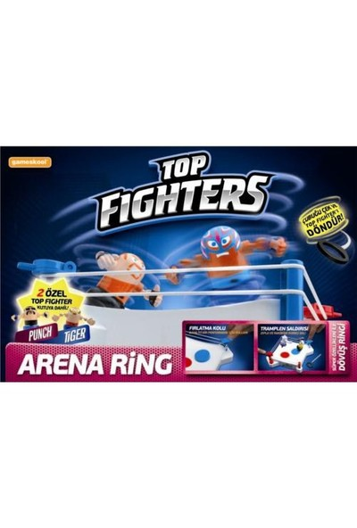 Top Fighters Arena Ring