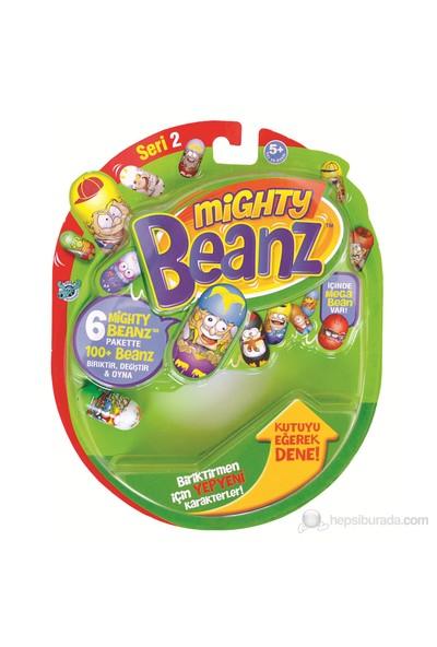 Mighty Beanz 6'Lı Paket