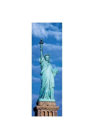 Dino Puzzle Statue Of Liberty (1000 Parça, Panorama)