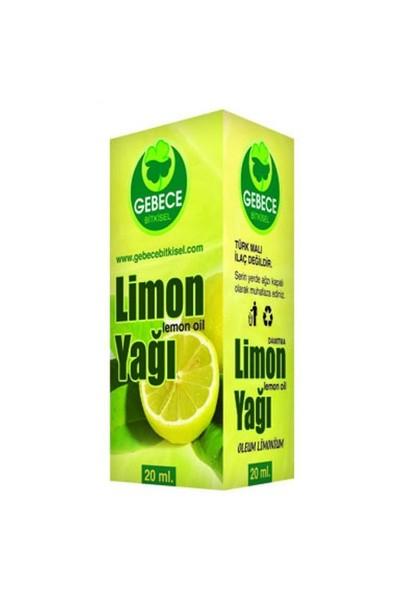 Gebece Limon Yağı 20 Ml