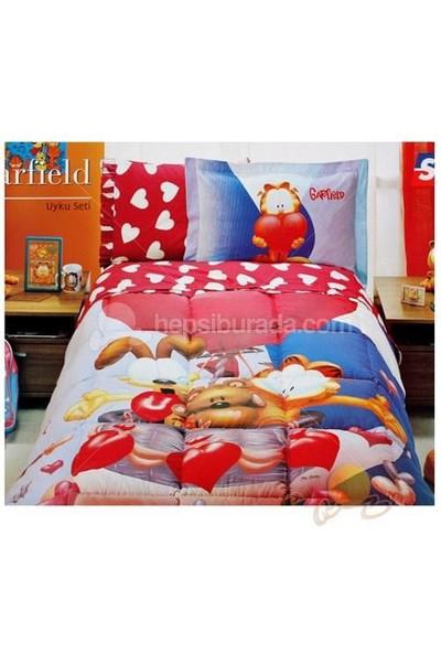 Soley Tek Kişilik Uyku Seti (Garfield)