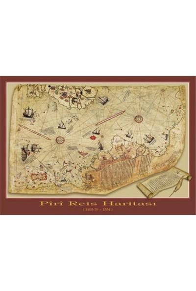 Art Puzzle 1000 Parça Piri Reis Haritası