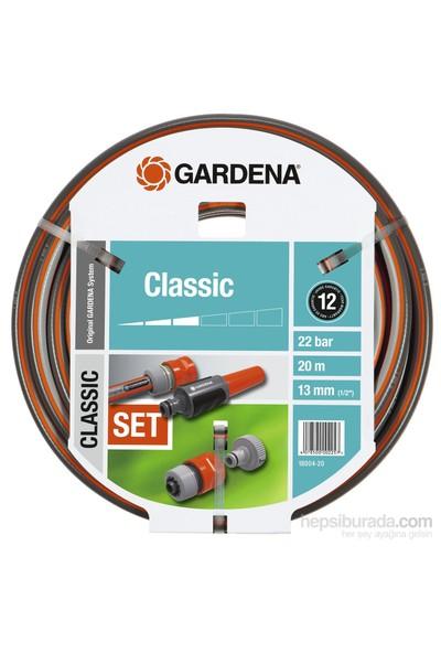 Gardena 18004 Classic Hortum (1/2) 20M Set