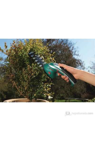 Bosch Isio 3.6 V Topiari Ve Çim Biçme Makas Seti
