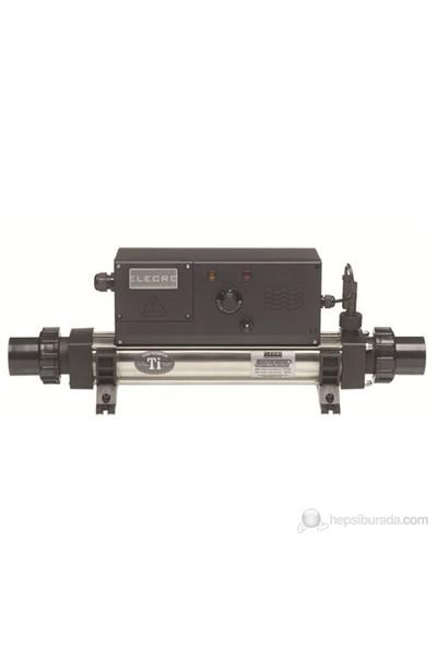 Waterfun Havuz Isıtıcı Elektronik Tıtanıum 24 Kw Evo Trı Wf/Elc