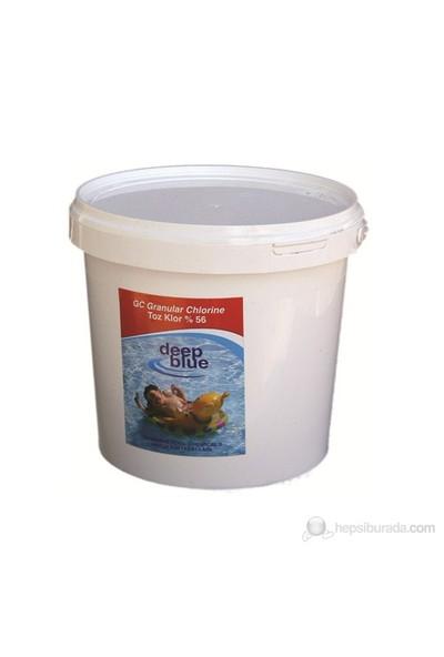 Deep Blue Toz Klor %56 5 Kg. Dıchlor