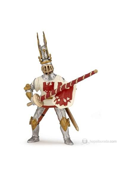 Papo Kartal Şövalye Kırmızı Beyaz