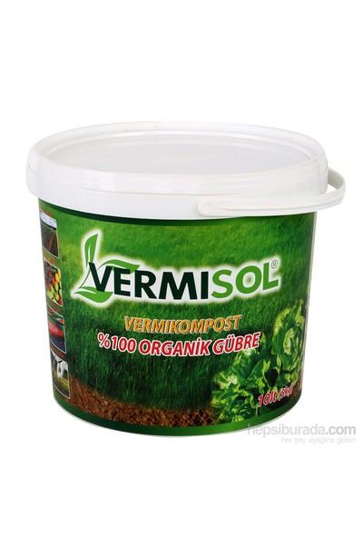 Vermisol VSD5 % 100 Organik Katı Solucan Gübresi 5 kg