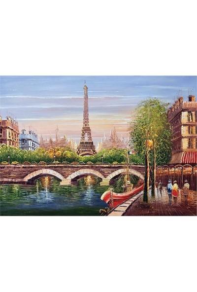 Ks Games 500 Parça Seine River Paris Puzzle