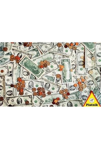 Piatnik Puzzle Para,Dolar (1000 Parça)