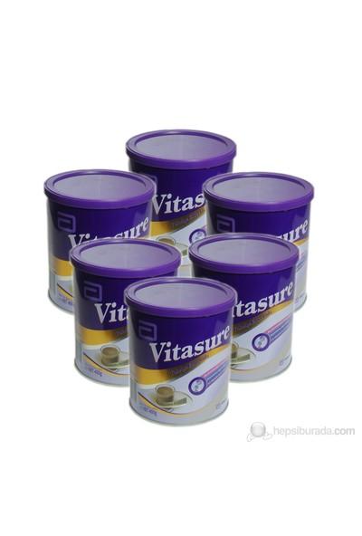 Vitasure Çikolata Aromalı Takviye Edici Gıda 400 gr - 6'lı