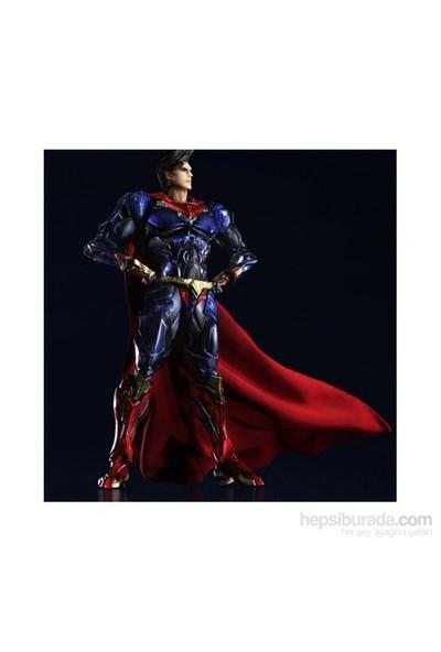 Dc Comics Variant Play Arts Kai Superman