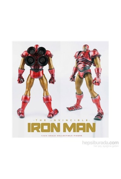 The Invincible Iron Man 1/6 Scale Classic Figure