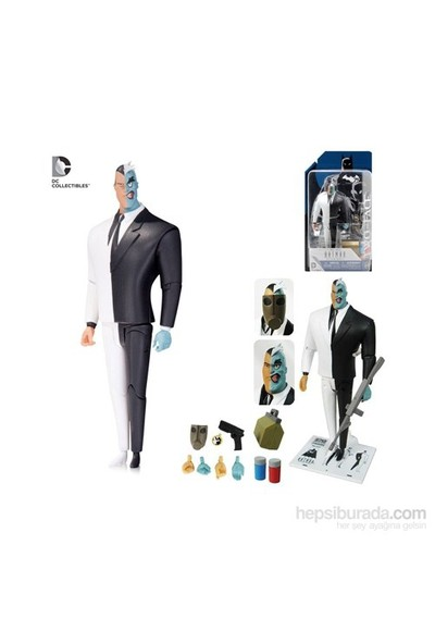 The New Batman Adventures: Two-Face Action Figure