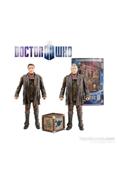 Doctor Who: War Doctor 50Th Anniversary Action Figure