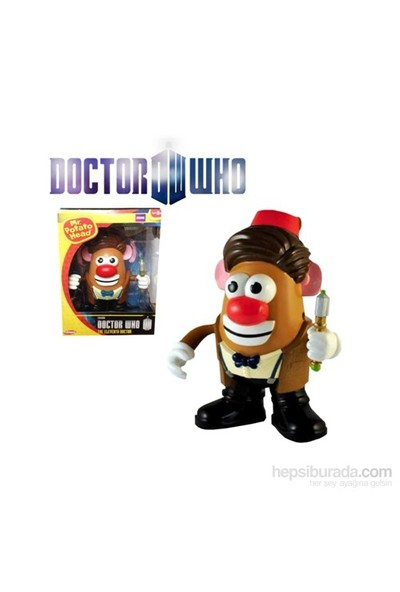 Doctor Who: 11Th Doctor Mr. Potato Head