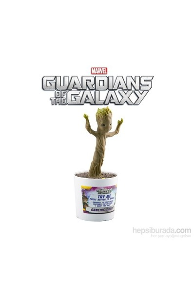Guardians Of The Galaxy Dancing Baby Groot