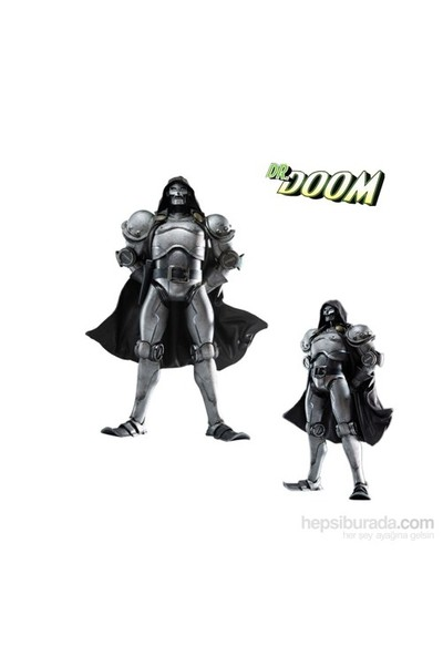 Marvel: Doctor Doom 1/6 Scale Classic Figure