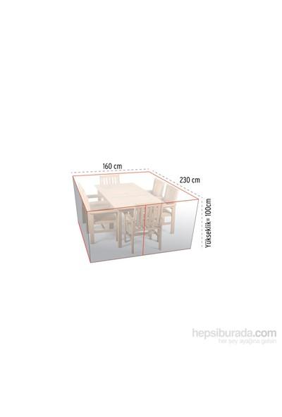 Homaks Mobilya Koruma 230 ( Dikdörtgen Masa + 6 Sandalye İçin)