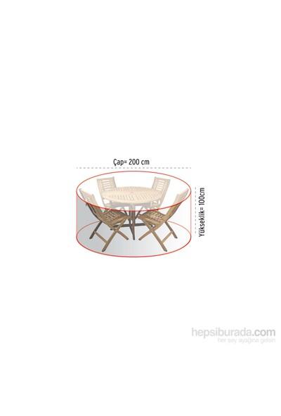 Homaks Mobilya Koruma 200Q ( Yuvarlak Masa + 4-6 Sandalye İçin)